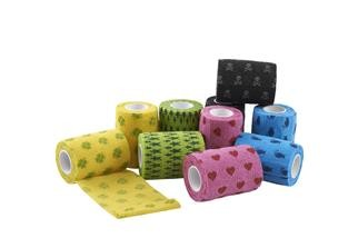 Fun-Flex Pet bandasje 7,5 cm x 4,5 m