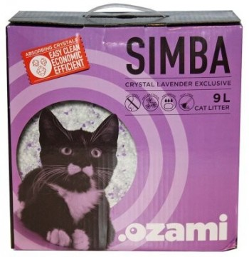 SIMBA CRYSTAL EXCLUSIVE LAVENDER 9L