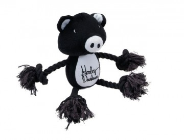 Harley-Davidson® Plush Dog Toy Bear