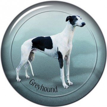 Greyhound 3D Dekal 1