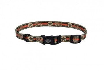 Harley-Davidson® Adjustable Nylon Collar VMS