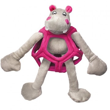 KONG Puzzlements Hippo Small