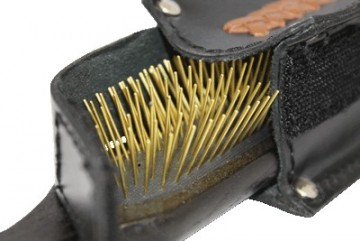 Leather Brush Protector