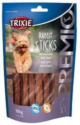 Premio Light Rabbit Sticks 100g