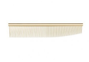 Utsumi U&U Combination Comb Gold